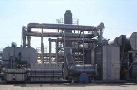 LC-RTO Regenerative Oxidation Waste Gas Purification System