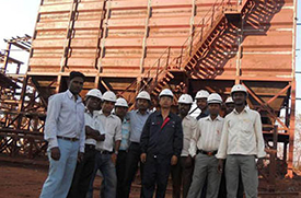 Indian Steel Works