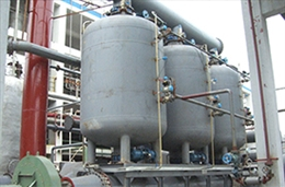LC-GAC series organic waste gas purification and recovery equipment